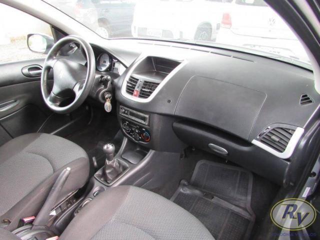 PEUGEOT 207 2011/2012 1.4 XR 8V FLEX 4P MANUAL - Foto 7