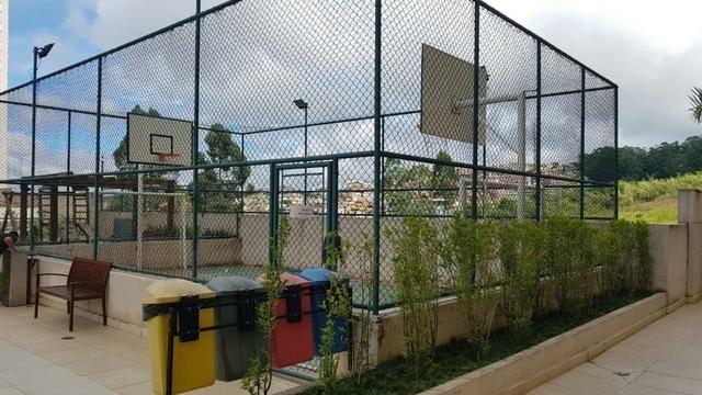 Apartamento em guarulhos fatto reserva vila rio 57mts 3dorm 1suite 1vaga andar alto - Foto 15