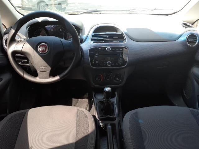 Fiat Punto Attractive 1.4 Mecânico - Foto 7