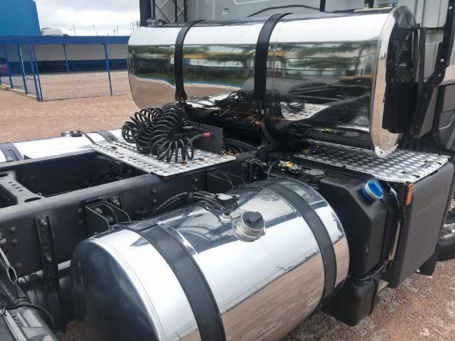 Scania R 510 6x4, 18/19, Higline Streamline, Freio Retarder - Top de Linha - Foto 4