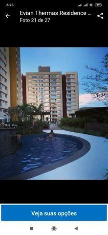 Apartamento evian thermas residence - Foto 18