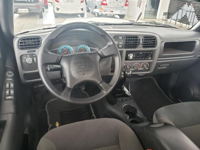 Chevrolet s10 2010 2.8 colina 4x4 cd 12v turbo electronic intercooler diesel 4p manual - Foto 4