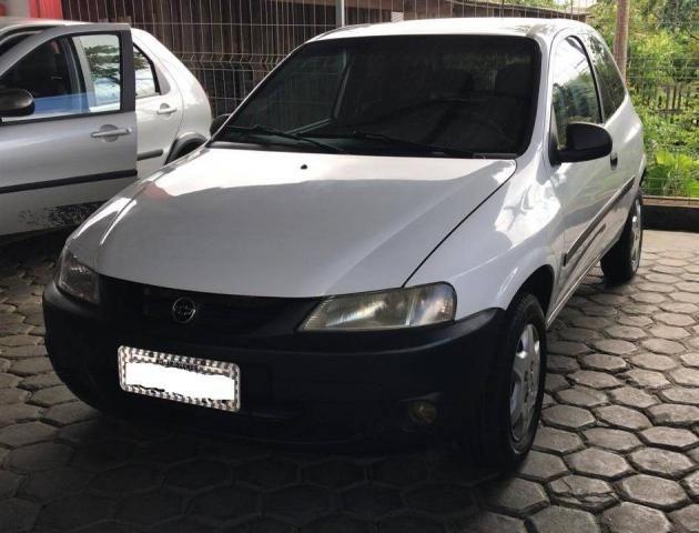 CELTA 2002/2002 1.0 MPFI 8V GASOLINA 2P MANUAL - Foto 3