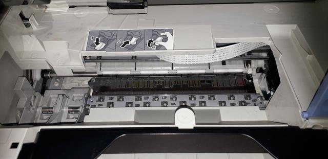 Impressora com defeito. leia a descrição - Foto 3