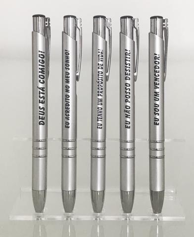 Lote com 1.000 canetas - Foto 3