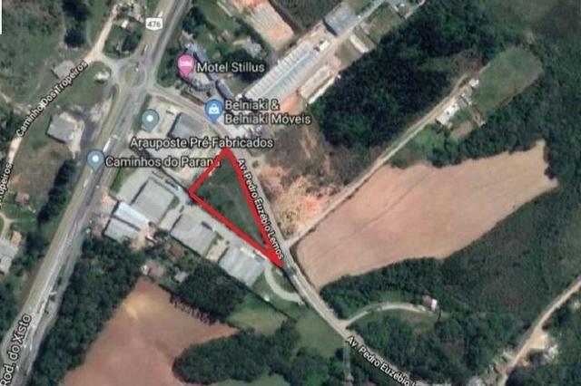 Área Localizada a apenas 120 metros da Rodovia do Xisto/Araucária - Foto 6