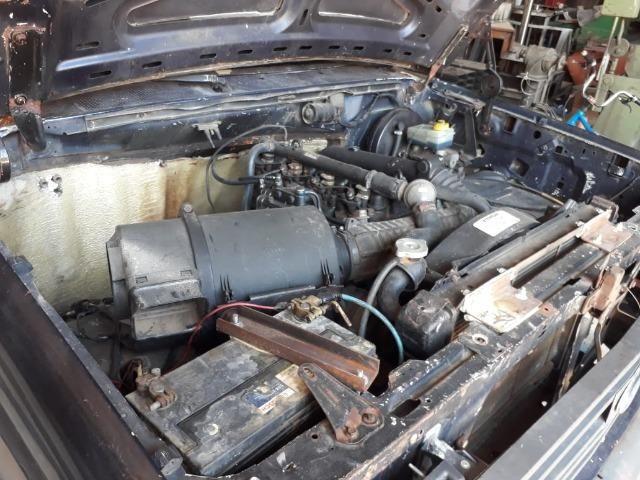 Ford F100 94 Diesel cabine estendida - Foto 10