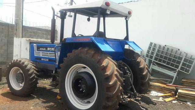 Trator new holland 8830 - Foto 2