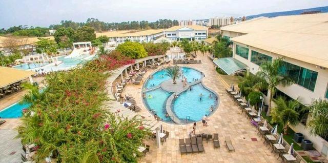 Hotel Lacqua diroma diária a 100 reais p/ 5 pessoas com parque aquático aberto 24h
