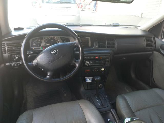 Vectra 2.2 elite automático 2005 a relíquia de Sergipe - Foto 14