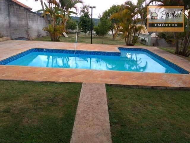 Chácara com 2 dormitórios para alugar, 250 m² por R$ 2.600/mês - Gramado Santa Rita - Camp - Foto 2
