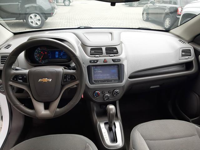 Chevrolet Cobalt LTZ 1.8 automático - Foto 12