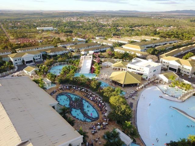 Hotel Lacqua diroma diária a 100 reais p/ 5 pessoas com parque aquático aberto 24h - Foto 6