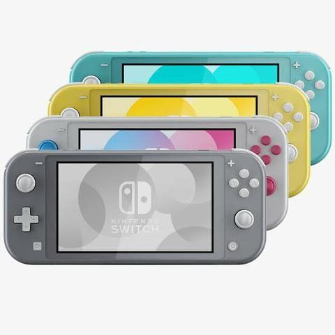 Nintendo Switch lite- MK GAMES BH - Aceitamos Cartões em até 12x