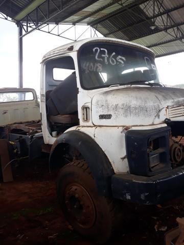 Cabine caminhão Mercedes Benz 1113 1313 - Foto 8