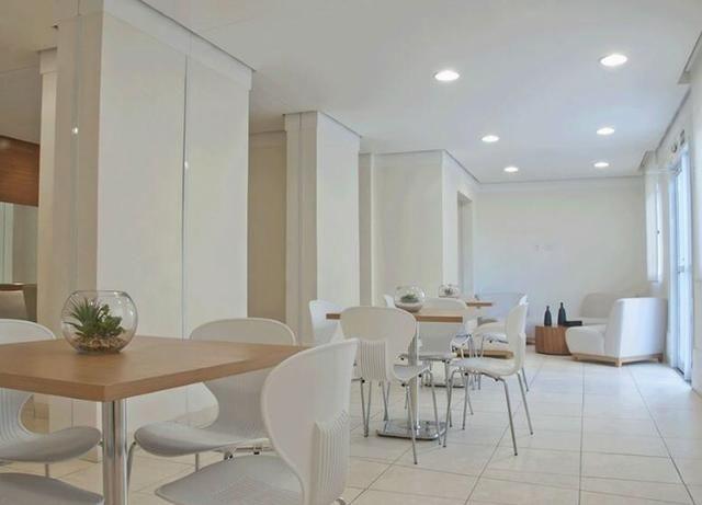 Apartamento em guarulhos fatto reserva vila rio 45mts 2dorm 1vaga lazer completo - Foto 5