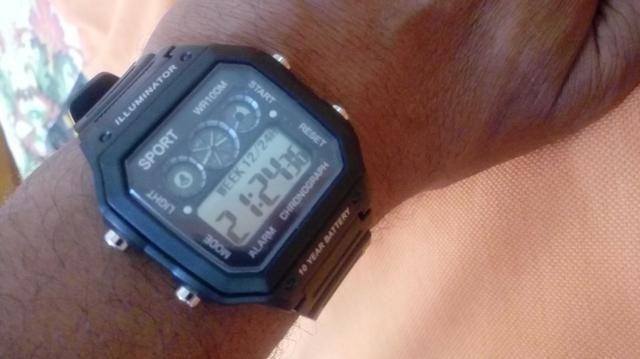 Relógio prova dágua - Foto 3