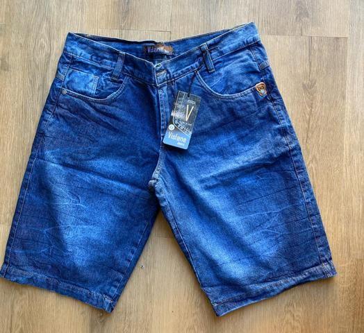 Bermuda jeans atacado - Foto 5