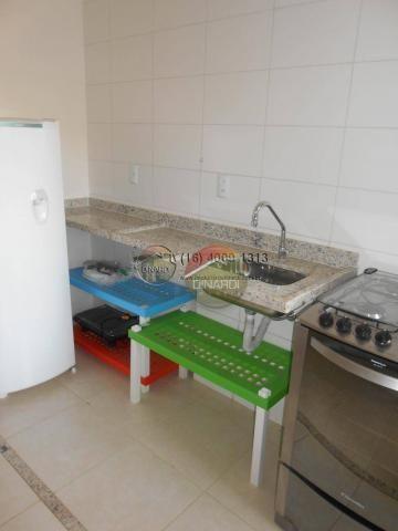 Apartamento residencial para locação, Jardim Califórnia, Ribeirão Preto - AP7993. - Foto 3