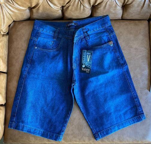 Bermuda jeans atacado - Foto 3