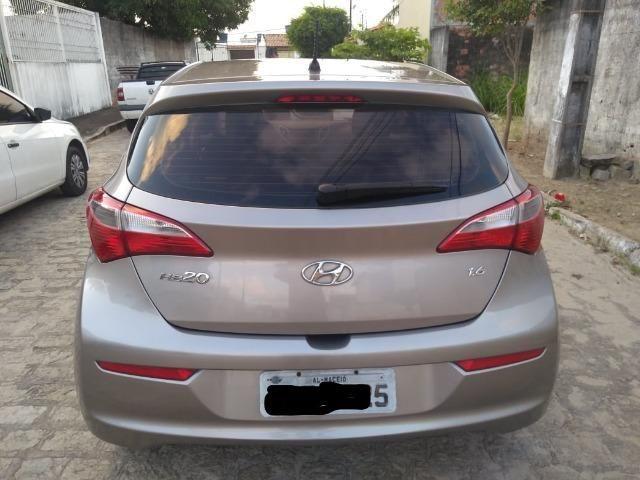Hyundai HB20 1.6 2016 C./C.Plus/C.Style Flex 16V