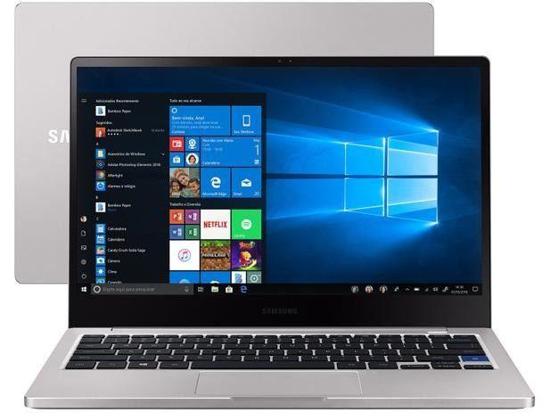 Ultrabook Samsung S51 Tela 13,3 - Core i7 8ªG / 8GB de Ram / SSD 256GB / Novo - Foto 3