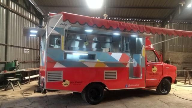 Foodtruck para f2000 - Foto 3