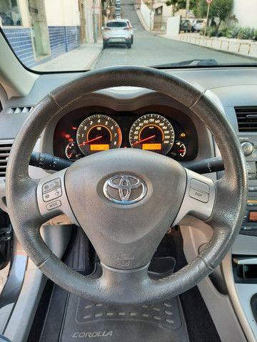 Toyota corolla xei 1.8 16v 2008/09 - Foto 6