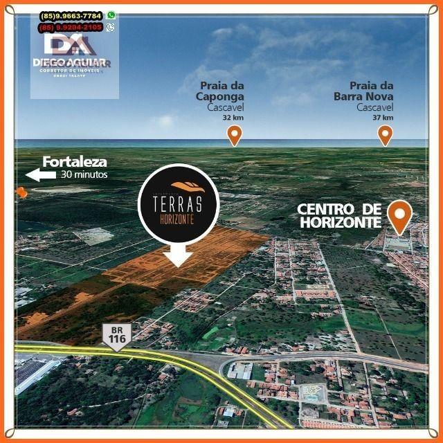 Loteamento em Horizonte as Margens da BR 116 a 30 minutos de Fortaleza - Foto 7