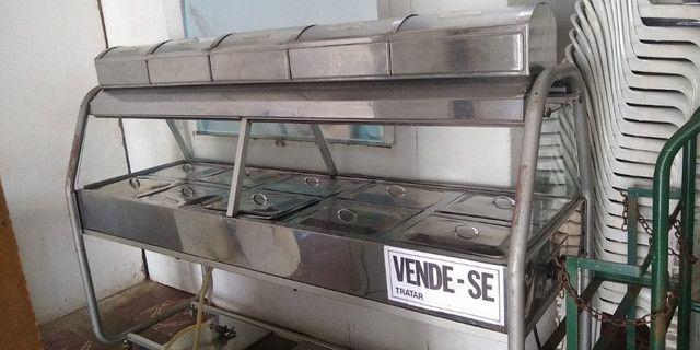 Vendo Carro Self Service Novo - Foto 2