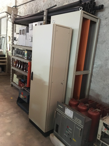 Painel elétrico semi novo - Foto 2