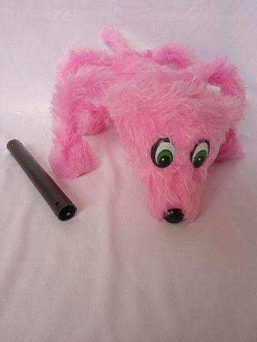 Cachorrinho marionete de pelúcia - Foto 3