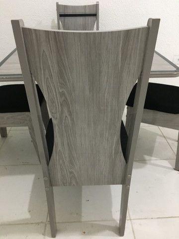 Mesa e cadeiras - Foto 4
