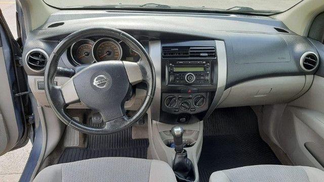 Nissan Livina SL 1.6 Cinza 2010 Completa, Carro em Excelente Estado - Foto 10