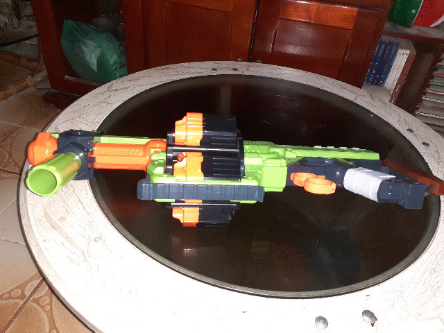 Nerf Doominator Zombie Strike - Foto 4