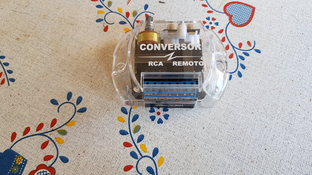 Conversor RCA