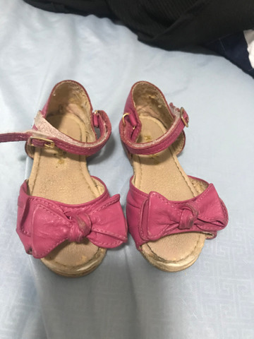 Sandálias para bebê - Foto 6