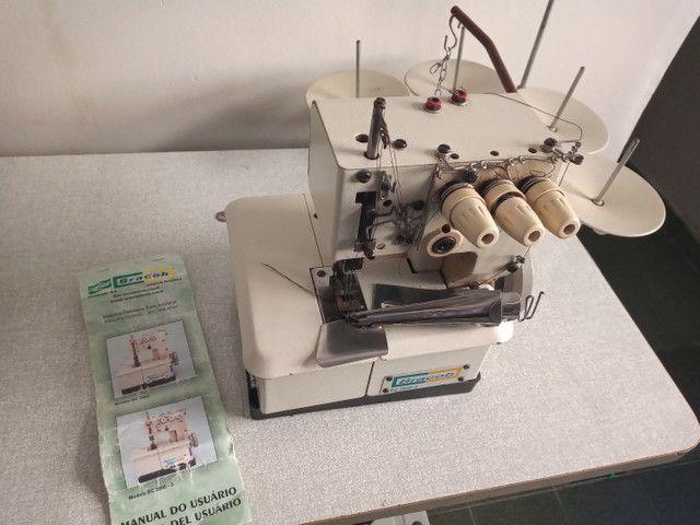 Máquina de costura Galoneira Bracob - Foto 6