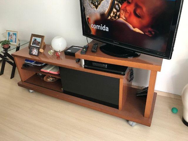 Rack para TV, em MDF - Foto 3