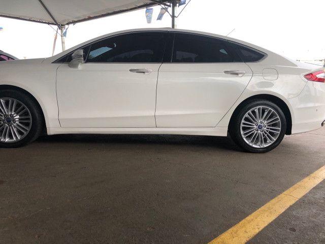 Fusion Titanium AWD branco pérola 2014 - Foto 2