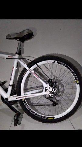 bicicleta canon aro 26 - Foto 3