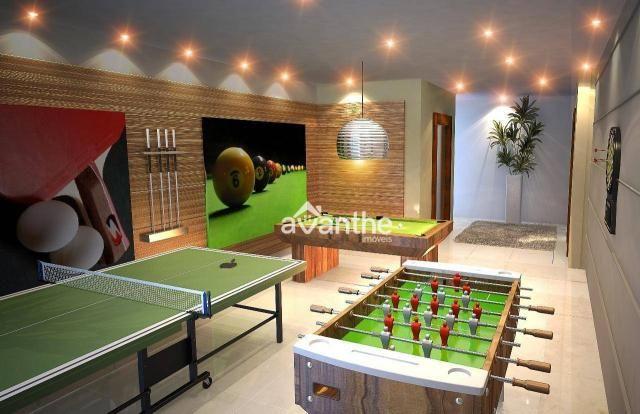 Apartamento com 3 dormitórios à venda, 142 m² por R$ 1.019.000 - São Cristóvão Zona Leste  - Foto 7