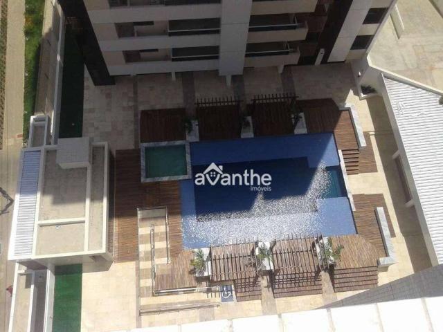 Apartamento com 3 dormitórios à venda, 107 m² por R$ 684.000 - Noivos / Zona Leste / Poeti - Foto 4