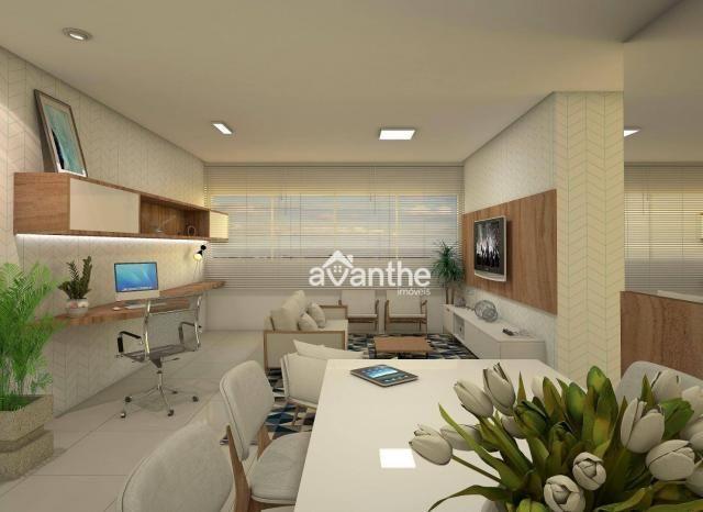 Apartamento com 3 dormitórios à venda, 66 m² por R$ 261.534,00 - Socopo Zona Leste - Teres - Foto 7