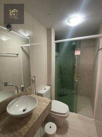 Apartamento com 2 dormitórios à venda, 60 m² por R$ 159.000,00 - Prainha - Aquiraz/CE - Foto 7
