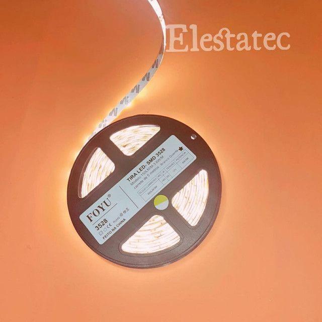 Kit Fita de led com fonte 12V - 3A