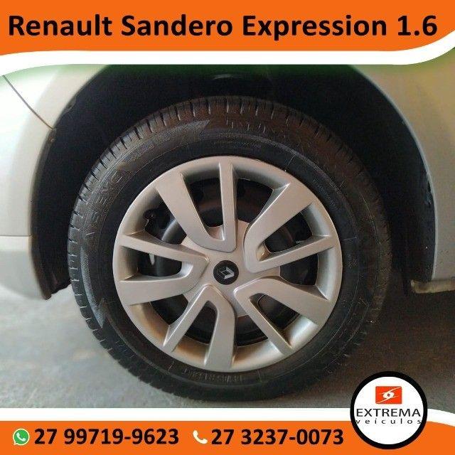 Renault Sandero Expression 1.6 - Foto 7