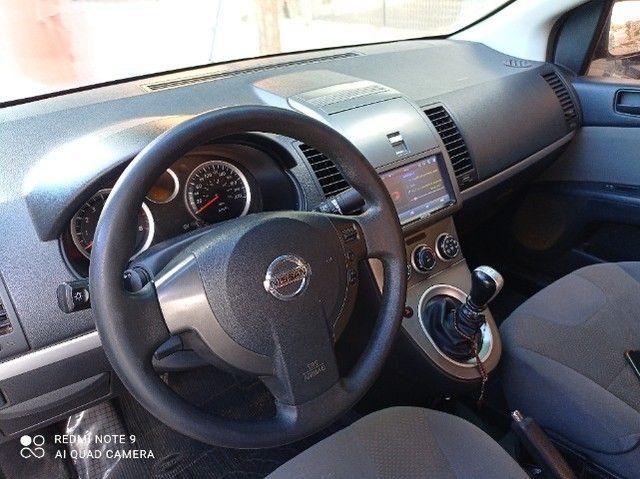 Nissan Sentra 2013 completão todo original - Foto 3