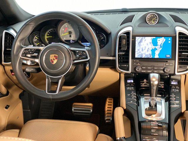 Porsche Cayenne S Platinum Ed e-hybrid 2018 leia o anúncio todo - Foto 6