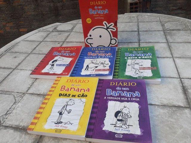Diario De Um Banana Pocket Vol.1 Novo Na Caixa - Foto 4
